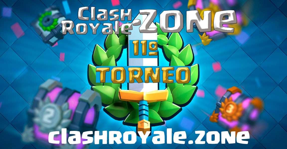 11 torneo gratuito clash royale