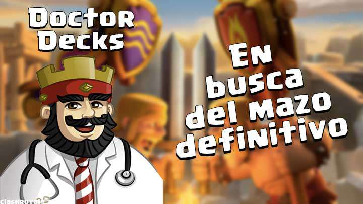Doctor Decks en busca del mazo definitivo