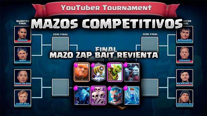 Mazo Zap bait competitivo