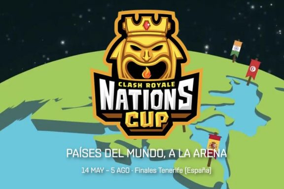 Mundial Clash Royale Nations Cup