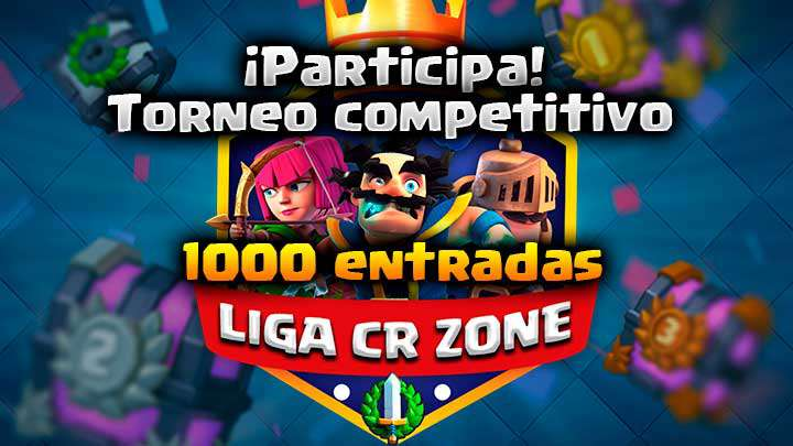 ZONE CUP Torneo competitivo 1000 personas