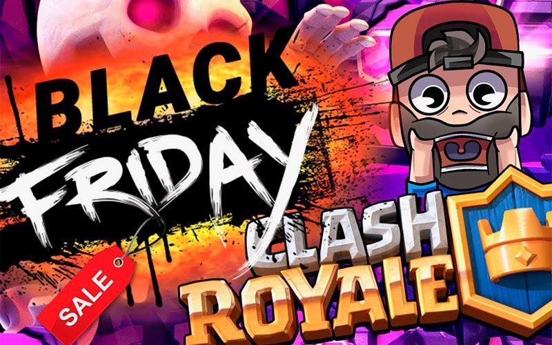 Black Friday Clash Royale