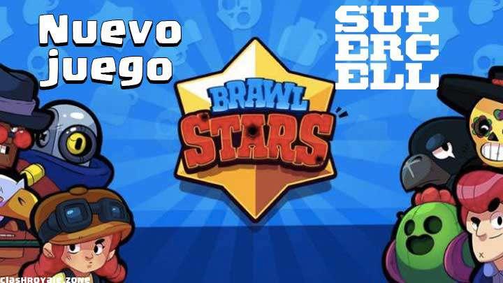 Brawl Stars nuevo juego Clash Royale