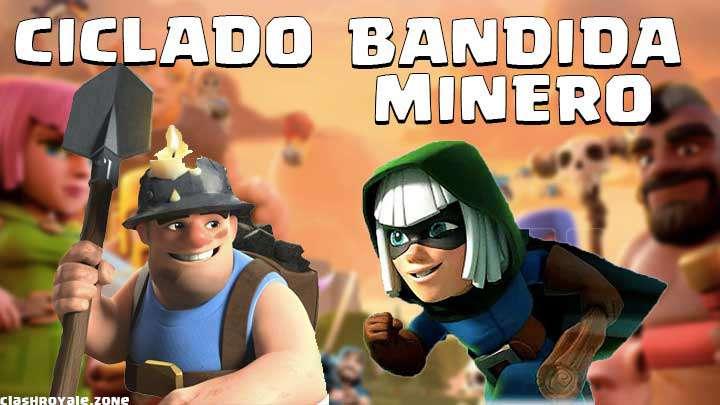 Ciclado minero bandida