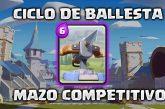 Ciclos de Ballesta - Mazos competitivos