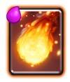 Bola de fuego Clash Royale