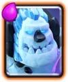 Golem de hielo Clash Royale