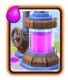 Recolector de elixir Clash Royale