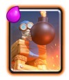 Torre bombardera Clash Royale