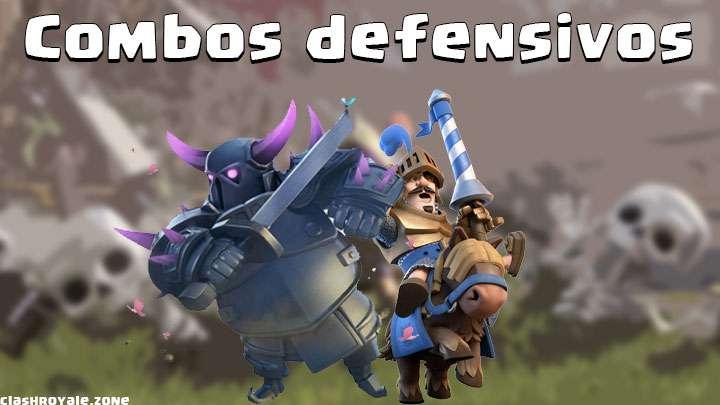 Combos defensivos
