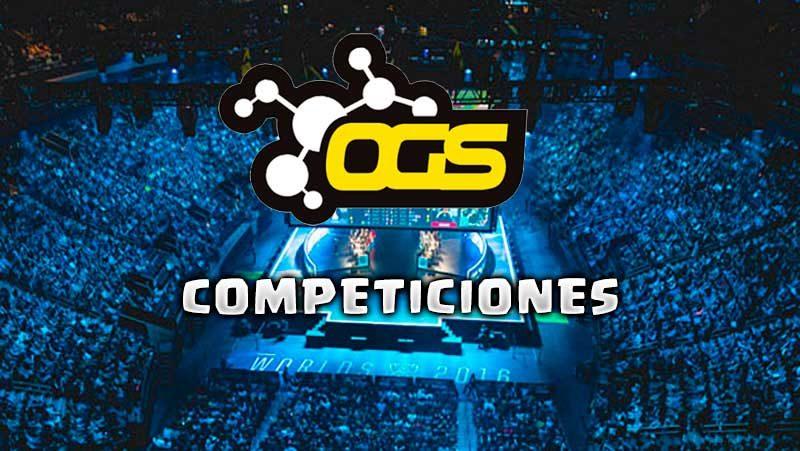 Competiciones ogseries