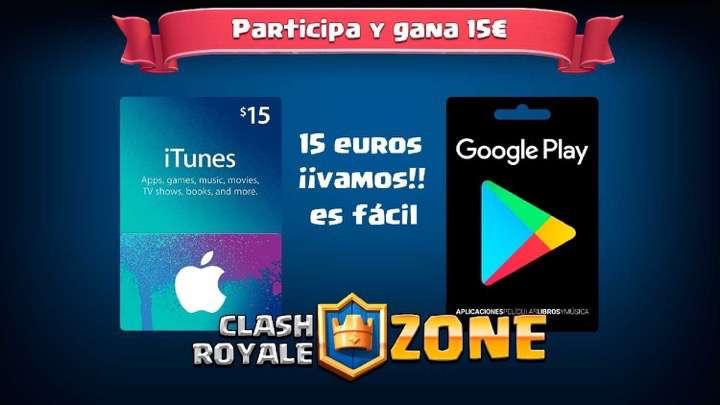 Concurso de frases para Clash Royale