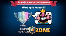 [Actualizado Marzo 2017] Los mejores mazos para ganar el desafío y los torneos en Clash Royale