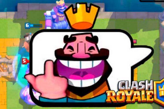 Emotes Clash Royale
