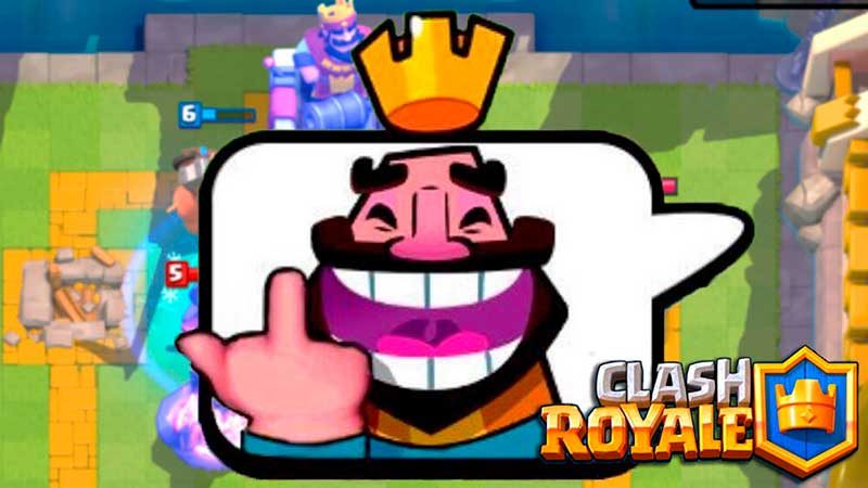 Emotes Clash Royale