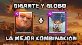 Mazo Gigante y Globo: La combinación de 10