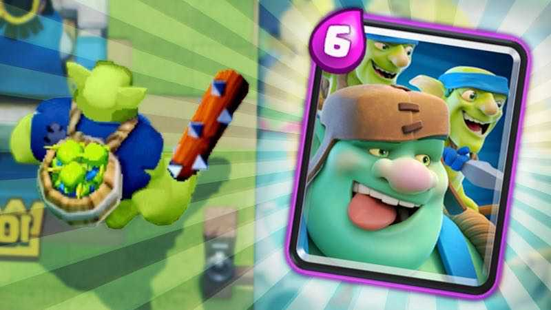 Nueva carta goblin gigante