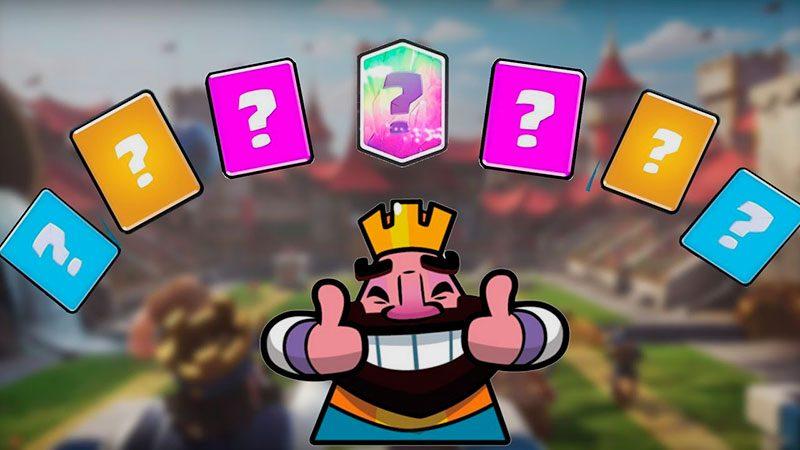 Las cartas más usadas de Clash Royale