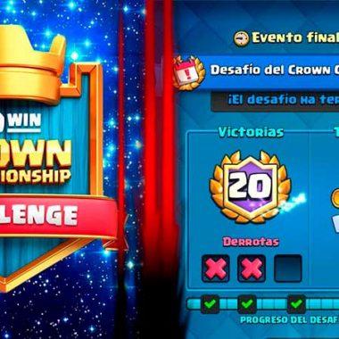 Mazos para el desafío de 20 victorias