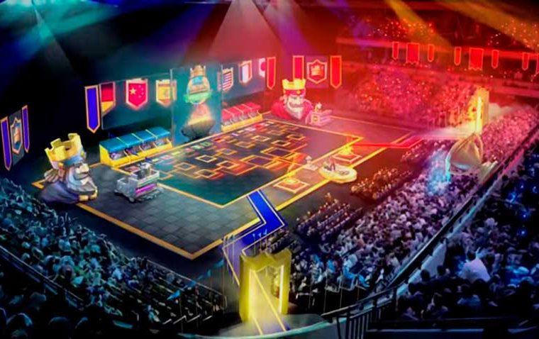 Mazos para torneo mundial Clash Royale
