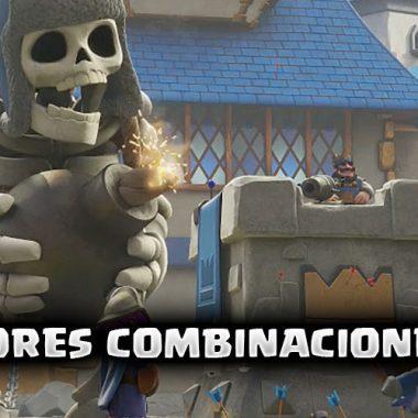 Mejores combinaciones de Clash Royale 2
