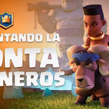 Montacarneros Nueva carta Clash Royale