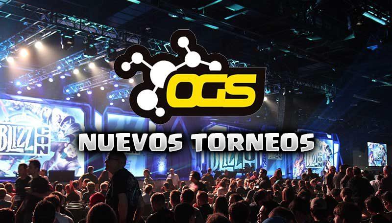 Nuevos torneos BO3 OGSeries