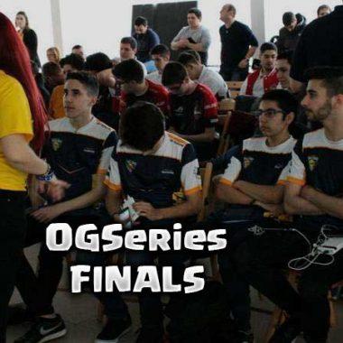 OGSeries Finals así lo pasamos