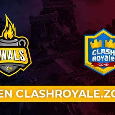 Torneo presencial Clash Royale Zone
