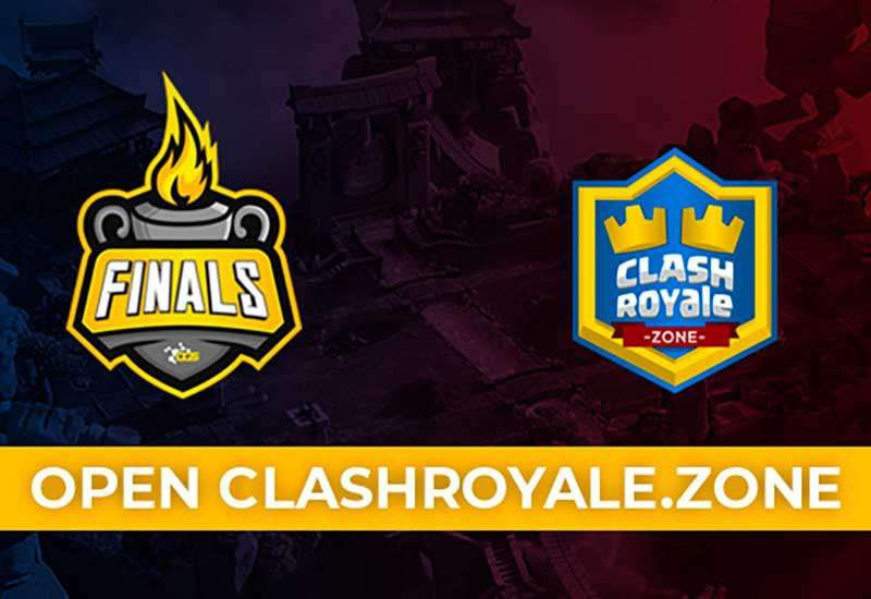Torneo presencial Clash Royale Zone