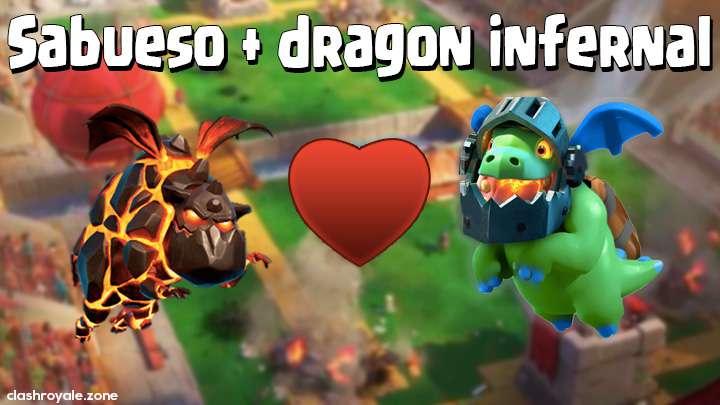 Mazo Sabueso y Dragón para arena 9