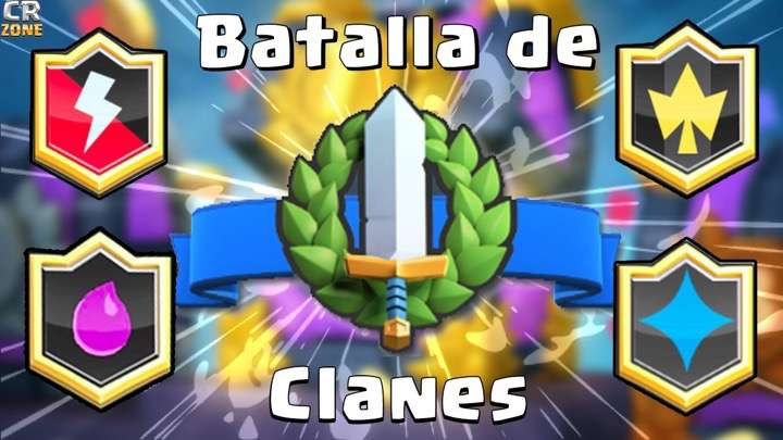 Presentación de torneos WCL Clash Royale