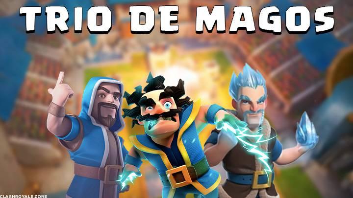 Trio de magos
